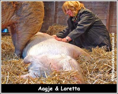 Aagje & Loretta