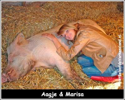 Aagje & Marisa
