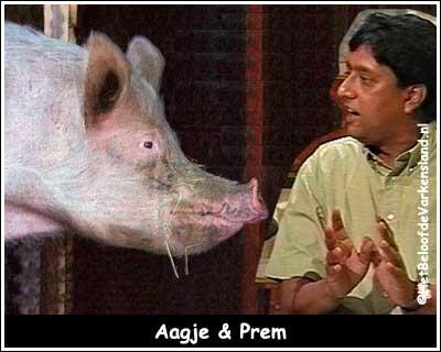 Aagje & Prem
