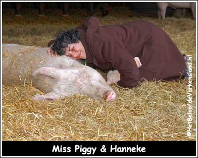 Miss Piggy & Hanneke