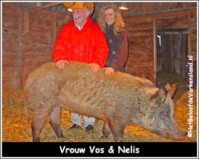 Vrouw Vos & Nelis